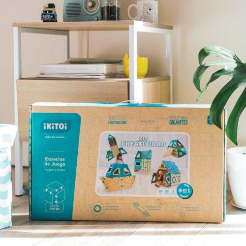 juguetes para niños niñas kit creatividad maleta